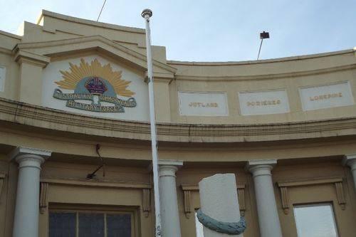 Northcote Memorial Hall 2 : July-2014