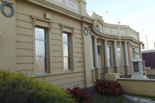 Northcote Memorial Hall : July-2014