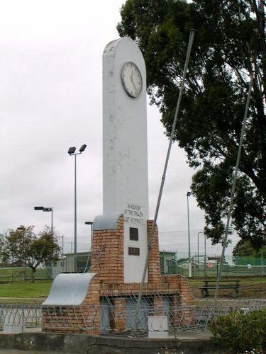 Orbost War Memorial