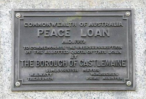 Peace Loan : 09-June-2013