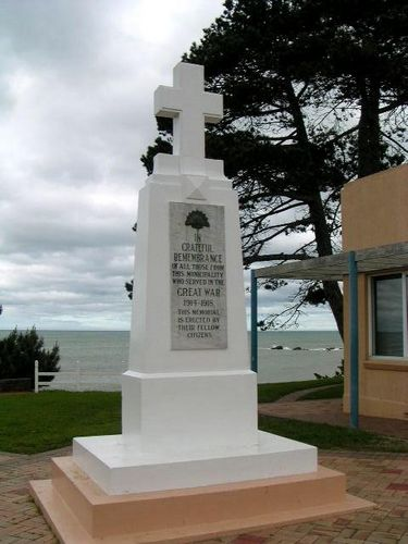 Penguin Great War Memorial