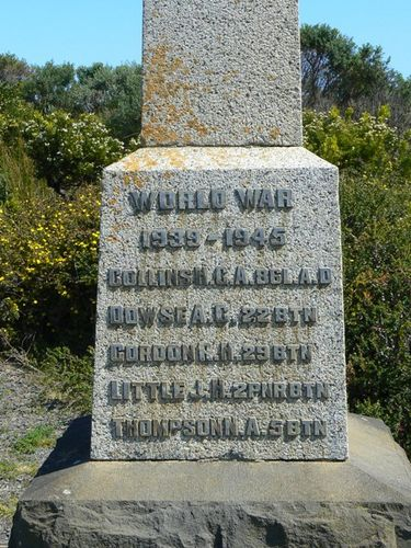 Port Campbell War Memorial