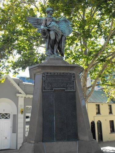 Pyrmont War Memorial/ April 2013