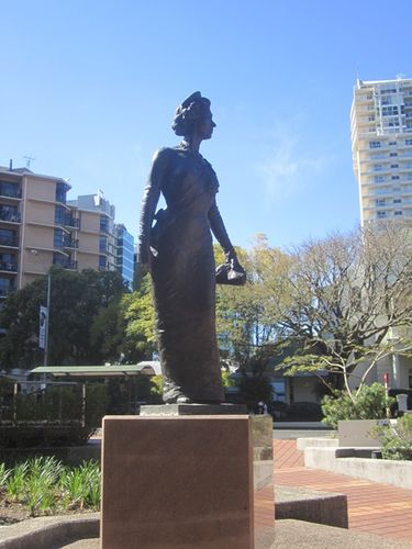 18-August-2013 (John Huth) : At the original location at George & Alice Streets, Brisbane