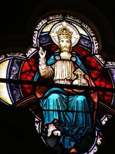 Queen Victoria Jubilee Window : 25-December-2011