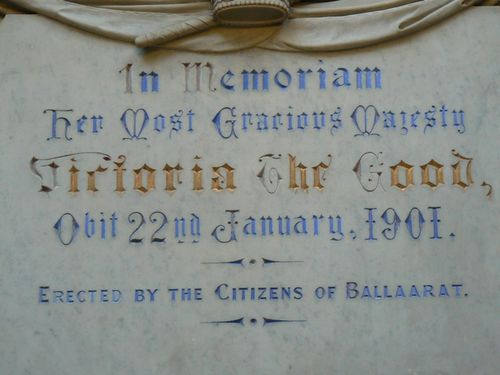 Queen Victoria Tablet