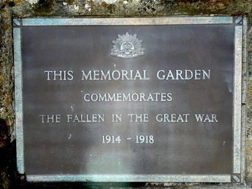 Queenscliff Memorial Gardens : 06-October-2012