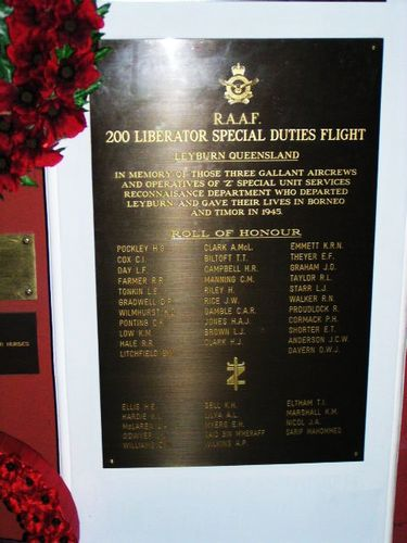 RAAF 200 Liberator Special Duties Flight