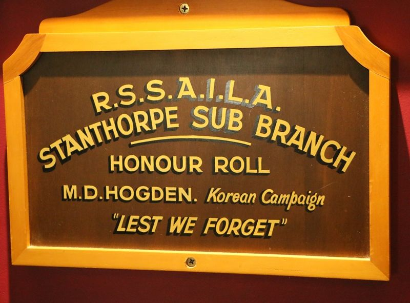 RSSAILA Honour Roll