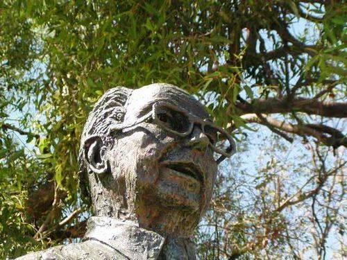 Robert Mitford Howell Closeup