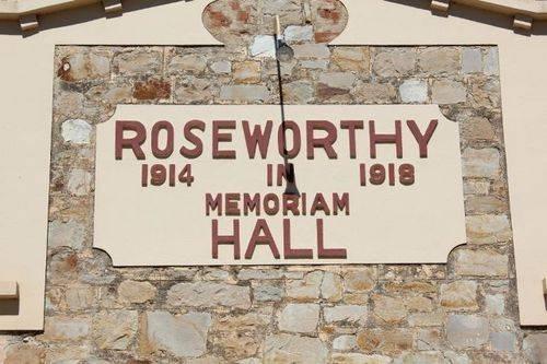 Roseworthy Memorial Hall : 11-April-2011