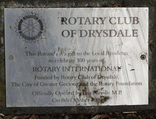 Rotary 100th Anniversary : 07-October-2012