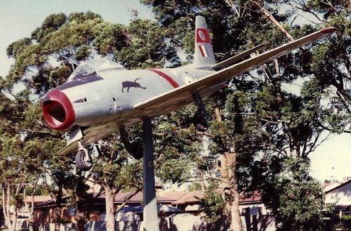 Sabre Jet - Raymond Terrace : March 2014