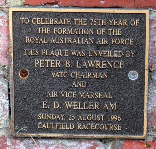 Royal Australian Air Force 75th Anniversary : 10-March-2013