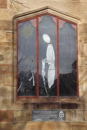 Royal NSW Regiment Window: 19-02-1985