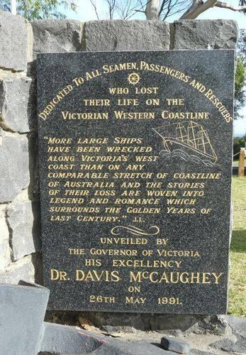 Seafarers Memorial : 21-April-2012