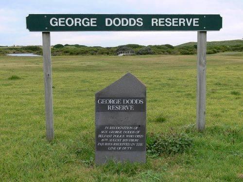Sergeant George Dodds : 17-June-2011