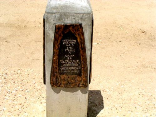 Shearers Strike Memorial