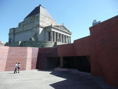 Shrine of Remembrance - 06-December-2011