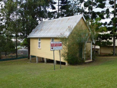 Memorial Uniting Church : 30-05-2014