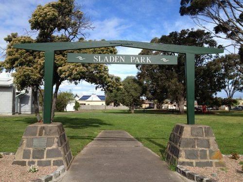 Sladen Park : 10-09-2013