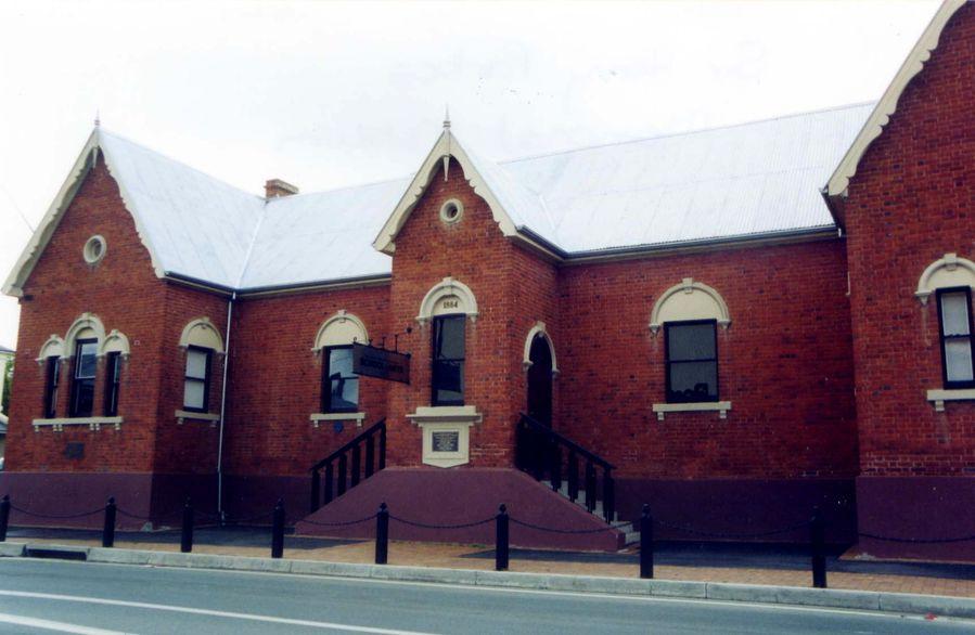 Sir Henry Parkes Memorial School of Arts (Diane Watson)
