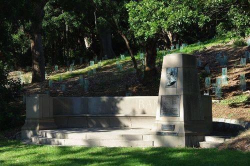 Sir Joseph Banks Memorial
