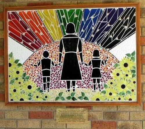 Sister Kenny Mural