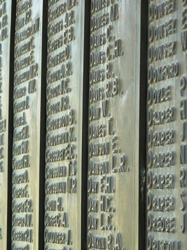 Soldiers Memorial Institute War Memorial