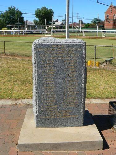 South African War Memorial : 30-December-2012