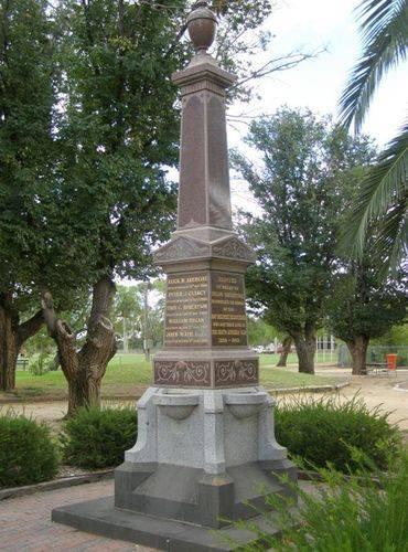 South African War Memorial 2 : 28-03-2014