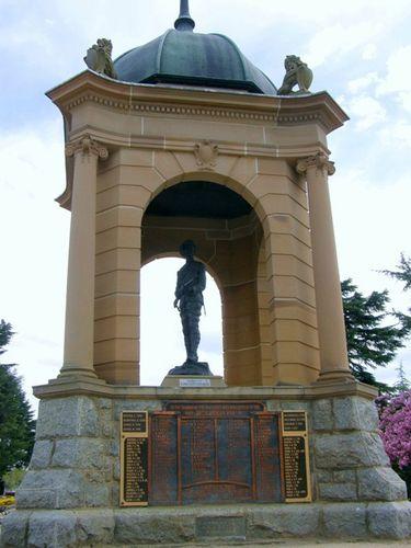 South African War Memorial : 30-September-2013