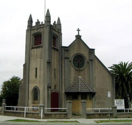 St James Memorial Church