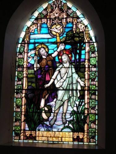 St John the Baptist Centenary