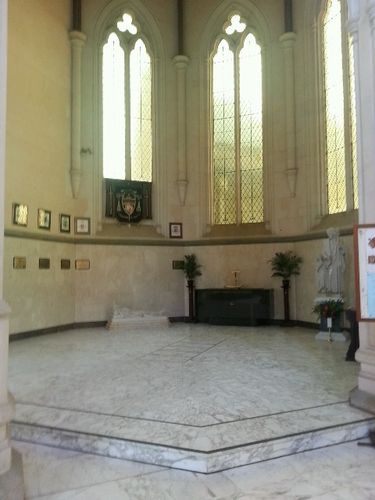 St Joseph`s Chapel : November 2013