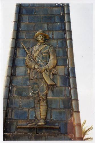 St Kilda South African Memorial