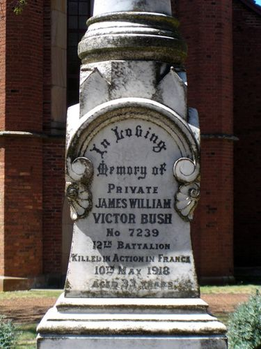 St Lukes War Memorial