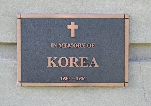 Korea Plaque : 28-June-2014