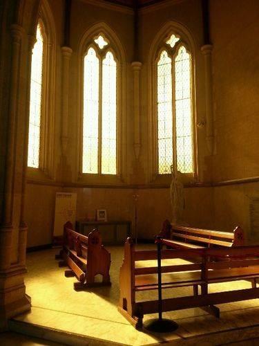 St Patrick`s Chapel : November 2013