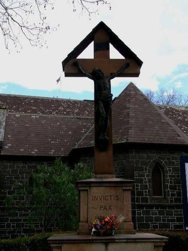 St Peters War Memorial