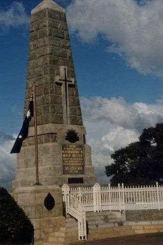 State War Memorial Cenotaph