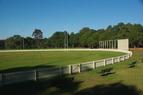 Sutherland Oval