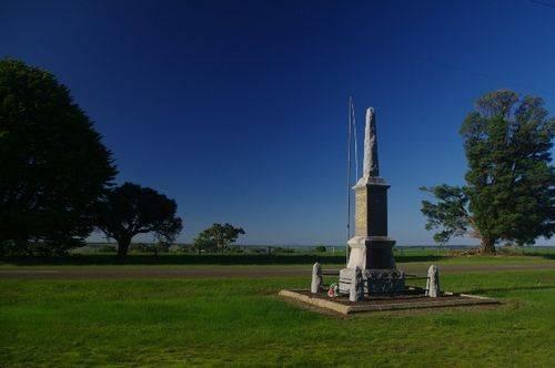 Tahara War Memorial : 03-July-2014