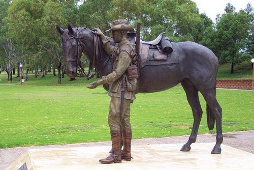 Waler Memorial : 5-September-2011 (David Evans OAM)