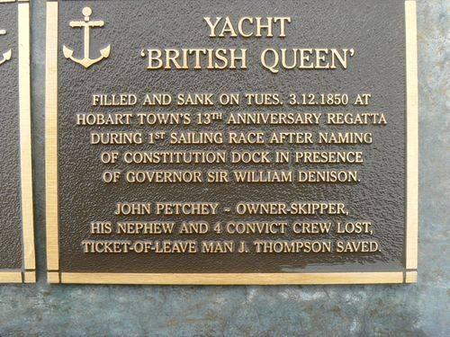 Yacht British Queen : 2007