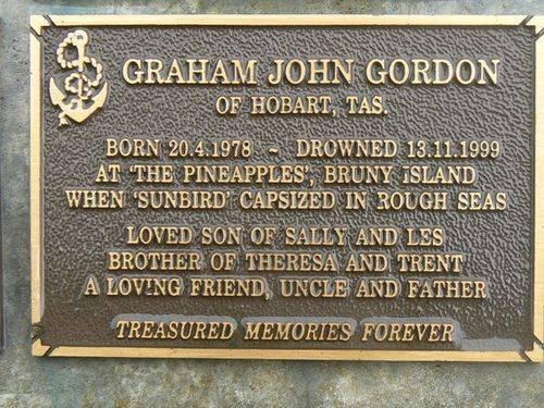 Graham John Gordon : 2007