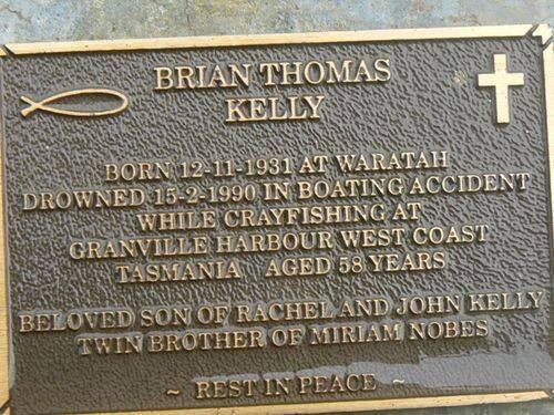 Brian Thomas Kelly : 2007