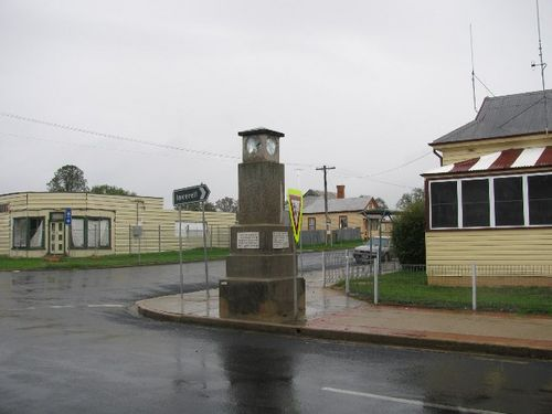 Tin Mining Memorial : 27-April-2011