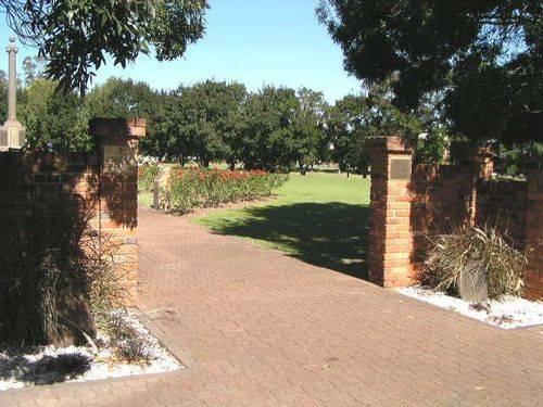 Toowoomba Boer War Memorial