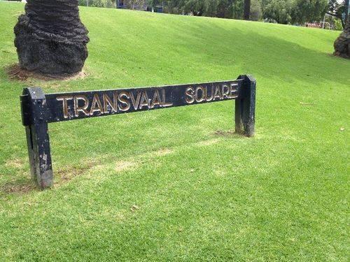 Transvaal Square : November 2013